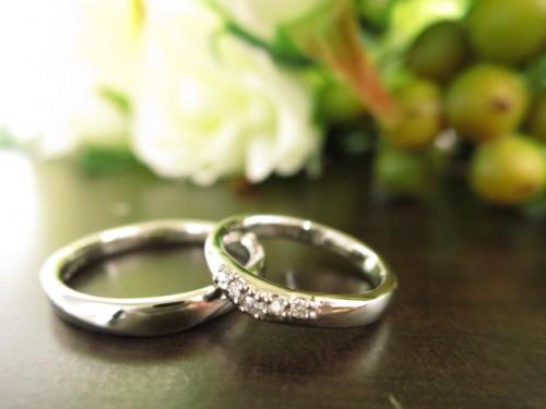 お客様の結婚指輪|IMG_5178