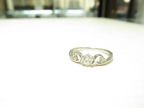高崎工房の婚約指輪|IMG_5537