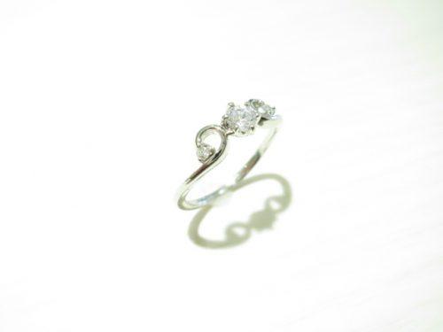 高崎工房の婚約指輪|IMG_5541