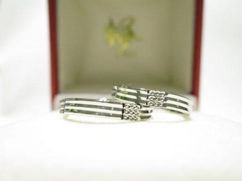 輪ファミリーの結婚指輪 IMG_5547