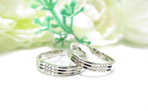 輪ファミリーの結婚指輪 IMG_5549