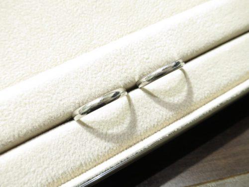 輪ファミリーの結婚指輪|IMG_5686