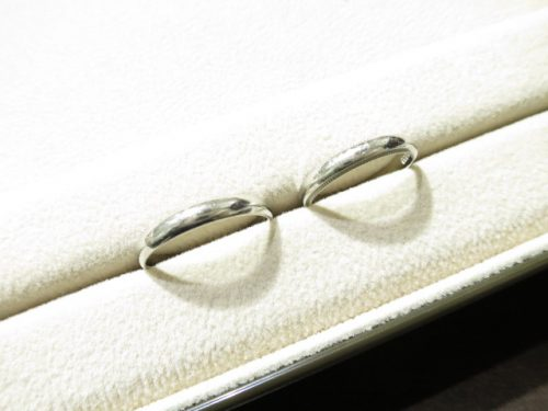 輪ファミリーの結婚指輪|IMG_5687