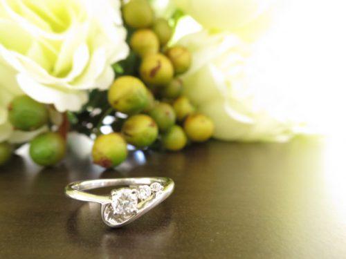 高崎工房の婚約指輪|IMG_5777