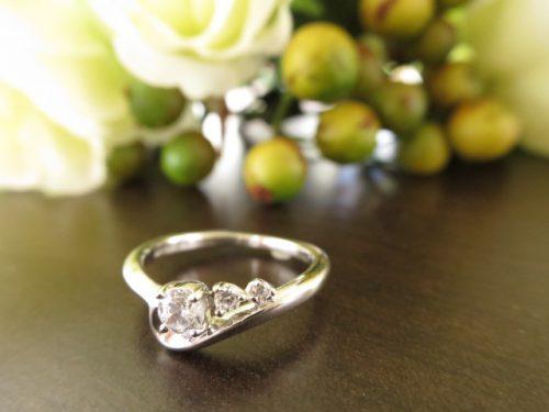 高崎工房の婚約指輪|IMG_5778