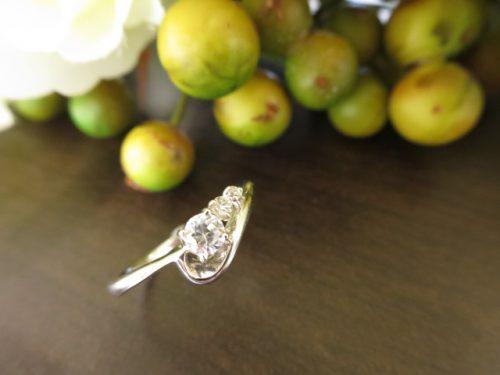 高崎工房の婚約指輪|IMG_5779