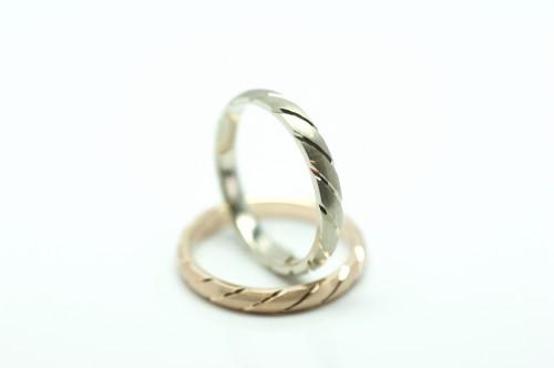 高崎工房の結婚指輪|N-1.2