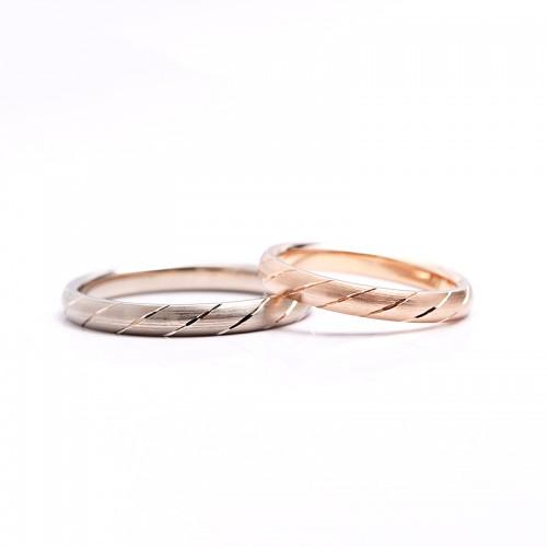 高崎工房の結婚指輪|N-1.3