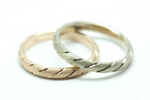 高崎工房の結婚指輪|N-1.4