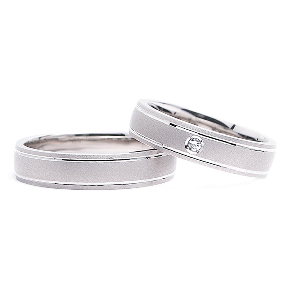 輪高崎工房の結婚指輪|N-16