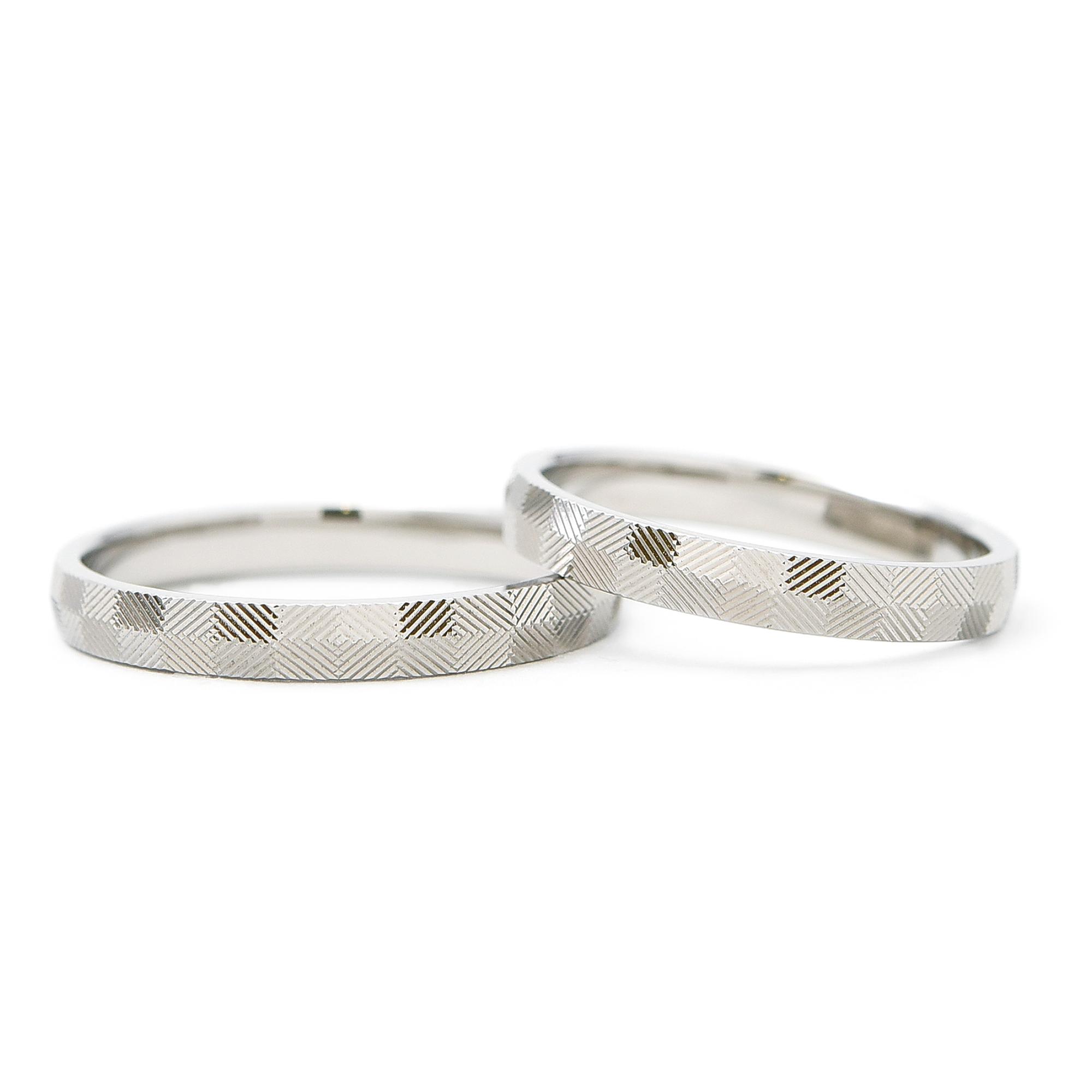 輪高崎工房の結婚指輪|TJ-24