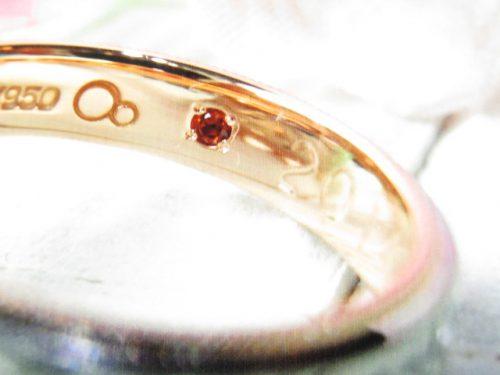 お客様の結婚指輪|IMG_6087
