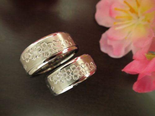 お客様の結婚指輪 IMG_6149