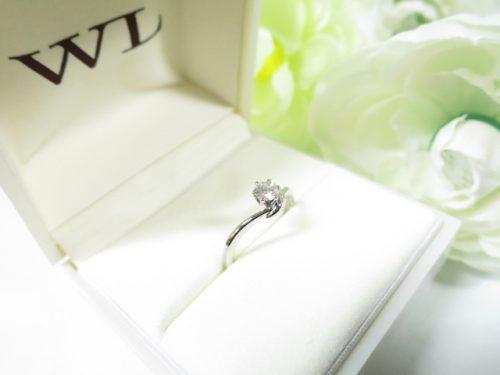 輪ファミリーの婚約指輪|IMG_6217
