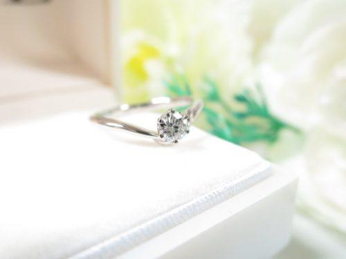 輪ファミリーの婚約指輪|IMG_6219