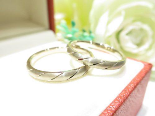 輪ファミリーの結婚指輪|IMG_6332
