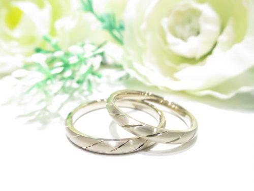 輪ファミリーの結婚指輪|IMG_6333