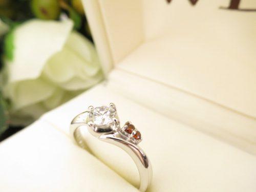高崎工房の婚約指輪|IMG_6406