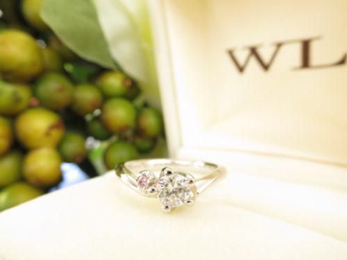高崎工房の婚約指輪|IMG_6671