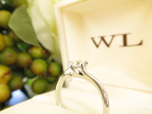 高崎工房の婚約指輪|IMG_6672