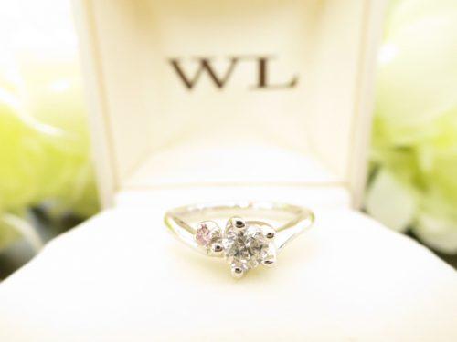 高崎工房の婚約指輪|IMG_6674
