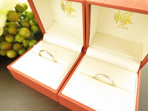 お客様の結婚指輪|IMG_6715