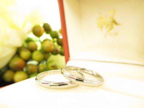お客様の結婚指輪|IMG_6716