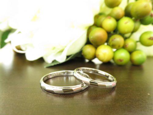 お客様の結婚指輪|IMG_6718