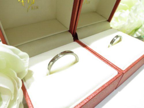 輪ファミリーの結婚指輪|IMG_7377