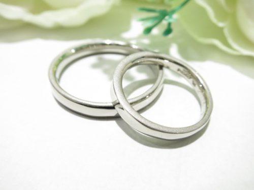 輪ファミリーの結婚指輪|IMG_7379