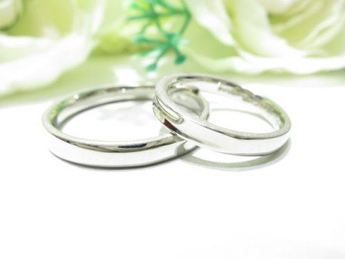 輪ファミリーの結婚指輪|IMG_7380