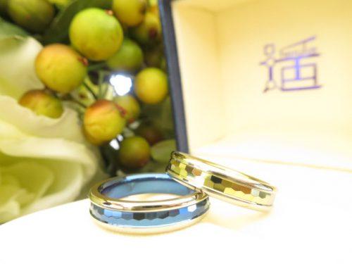 お客様の結婚指輪|IMG_7506