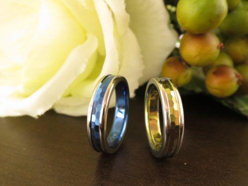 お客様の結婚指輪|IMG_7510