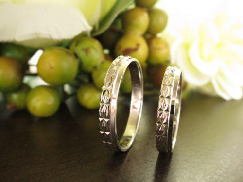 お客様の結婚指輪|IMG_7726