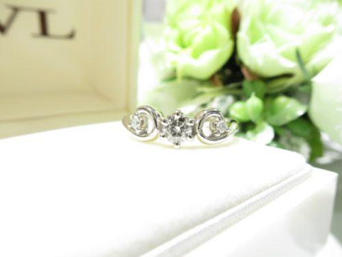 輪ファミリーの婚約指輪|IMG_7897