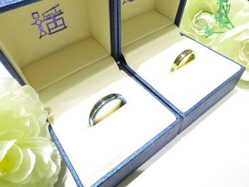 輪ファミリーの結婚指輪|IMG_7899