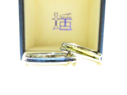 輪ファミリーの結婚指輪|IMG_7900