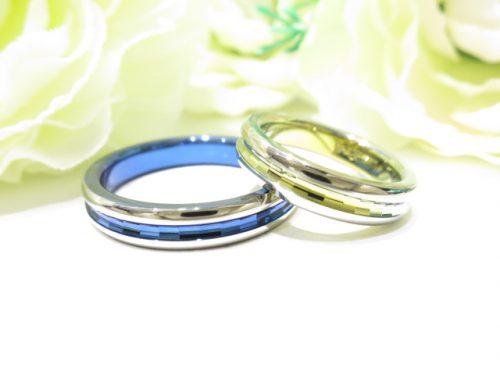 輪ファミリーの結婚指輪|IMG_7901