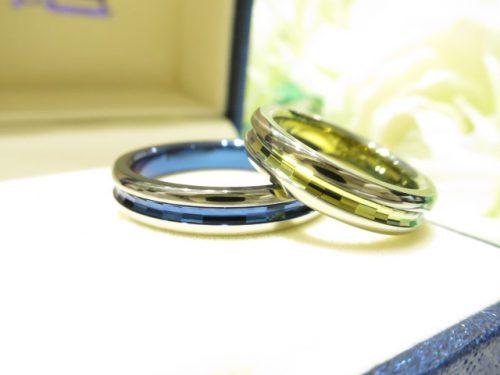 輪ファミリーの結婚指輪|IMG_7902