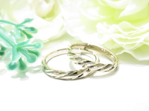 輪ファミリーの結婚指輪 IMG_7907
