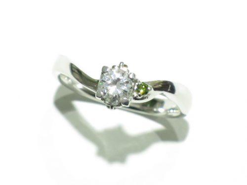輪高崎工房の婚約指輪|IMG_8285