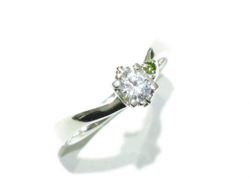 輪高崎工房の婚約指輪|IMG_8286