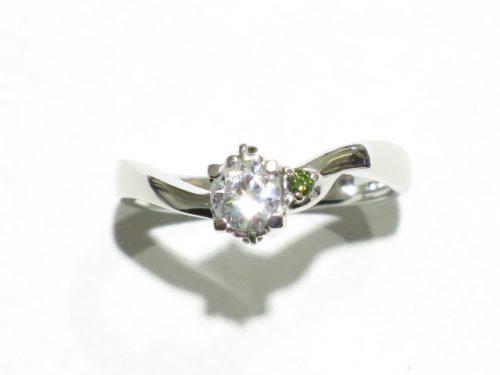 輪高崎工房の婚約指輪|IMG_8290
