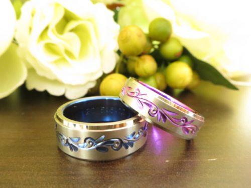 お客様の結婚指輪|IMG_8605