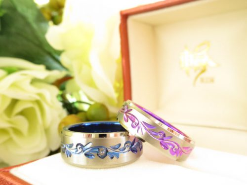 お客様の結婚指輪|IMG_8607
