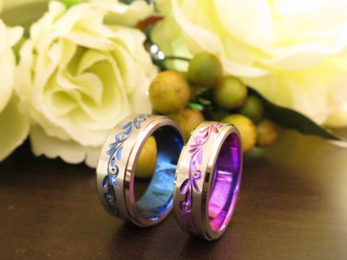 お客様の結婚指輪|IMG_8610