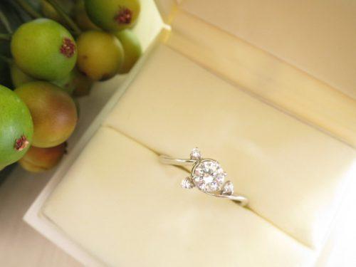 高崎工房の婚約指輪|IMG_8695