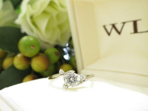 高崎工房の婚約指輪|IMG_8697