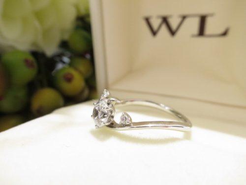 高崎工房の婚約指輪|IMG_8698