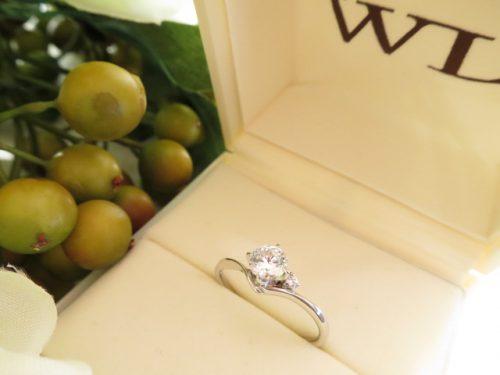 高崎工房の婚約指輪|IMG_8702
